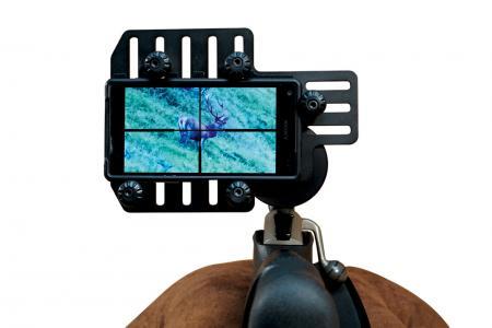 Jakele Universal Handy-Adapter für Zielfernrohr und Spektiv