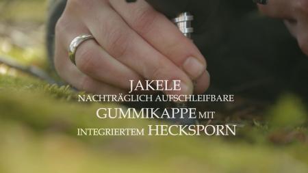 Jakele Heckspornkappe inkl. Montage